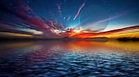 Gasgiantplanetrisingalienwaterworld
